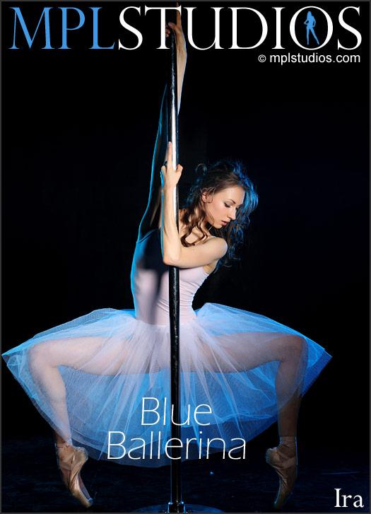 Ira - Blue ballerina (x83)