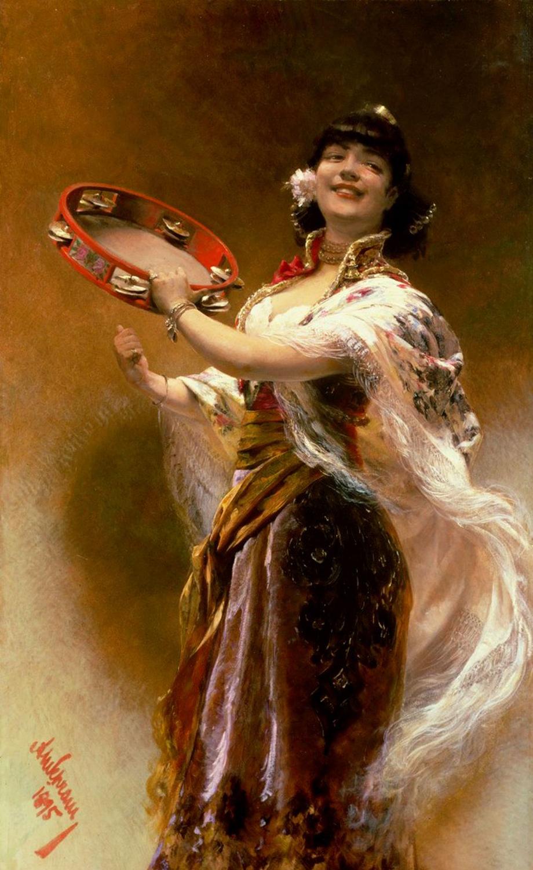 Alois_Hans_Schram_1864-1919_-_Gypsy_Girl_with_a_Tambourine.jpg