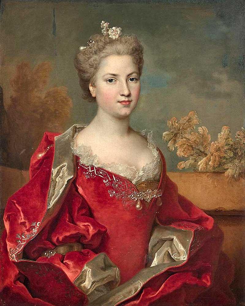 14. Французский художник Nicolas de Largillierre ( Никола де Ларжильер, 1656 1746)