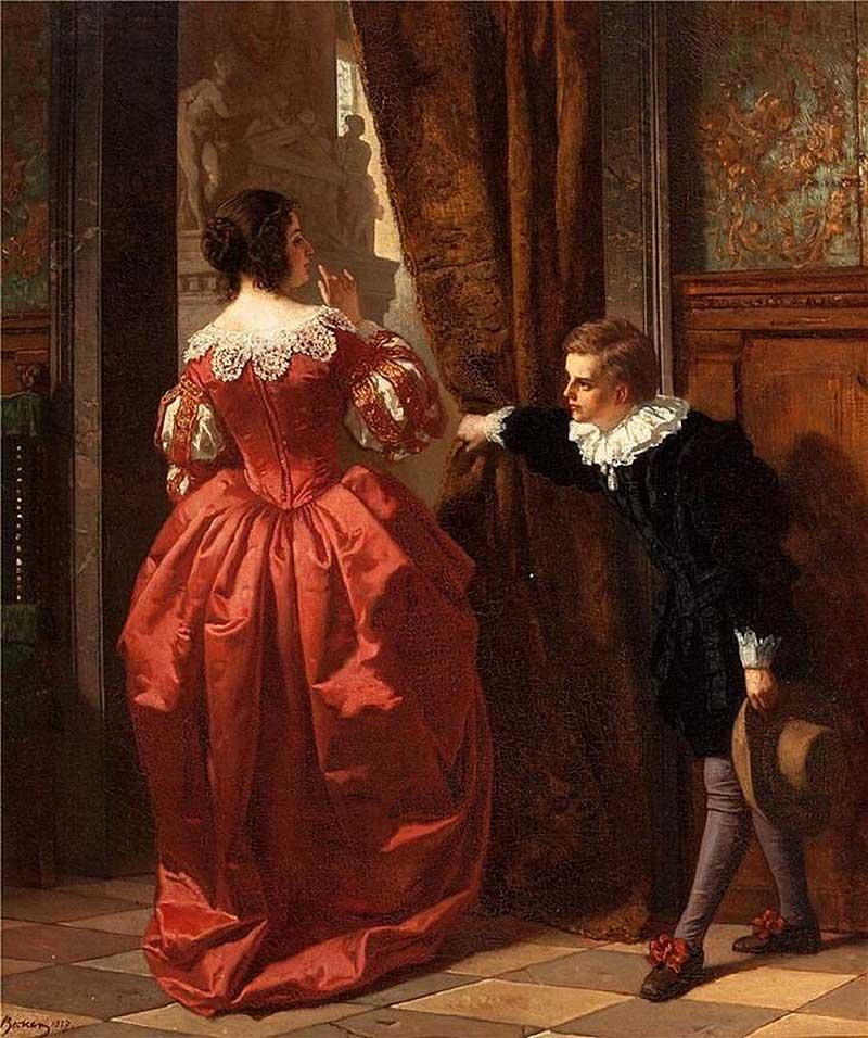 3.Карл Людвиг Фридрих Беккер (нем. Karl (Ludwig Friedrich) Becker; 1820—1900) — немецкий исторически