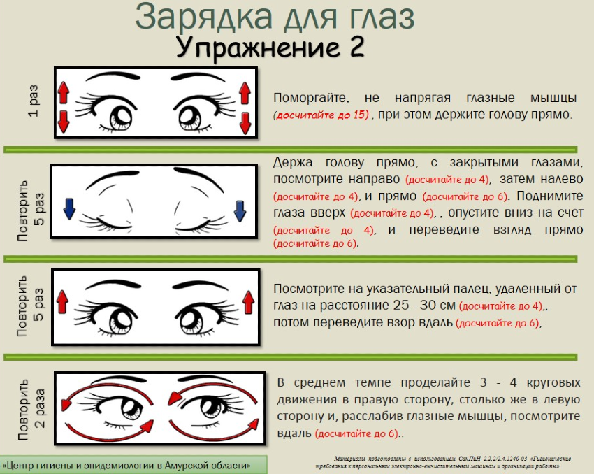 Гимнастика для улучшения зрения3
