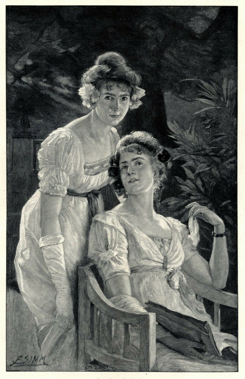Die-Schwestern-XL-Kunstdruck-1906-von-Franz-Simm.jpg