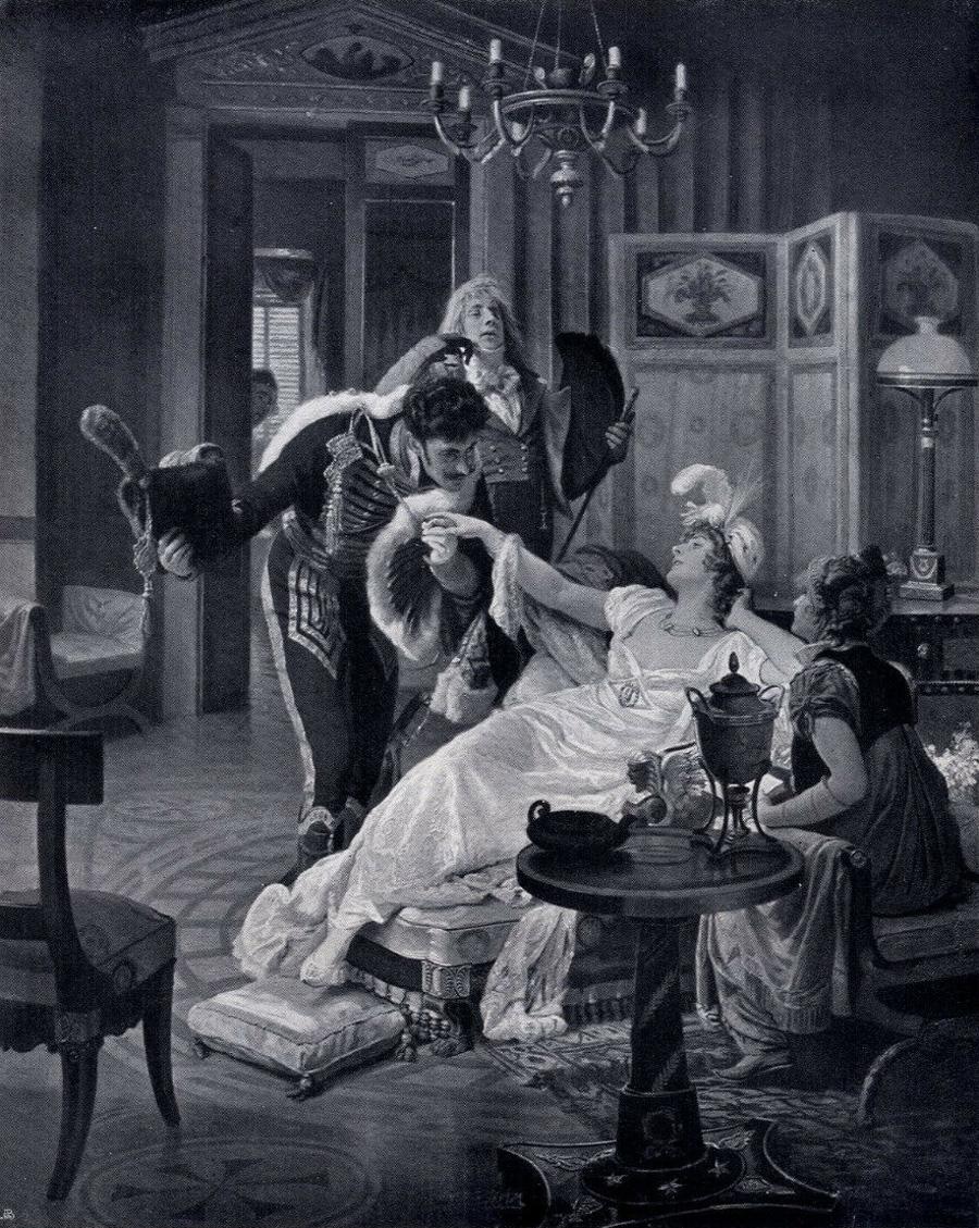Franz-Simm-Empfang-Munchener-Jahresausstellung-Kunstdruck-von-1907.jpg