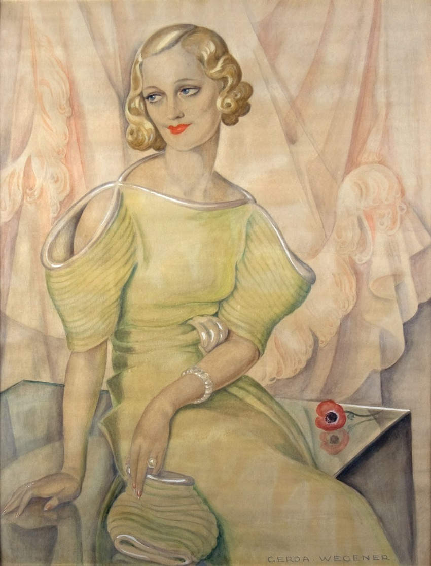 Gerda Wegener http://www.tuttartpitturasculturapoesiamusica.com
