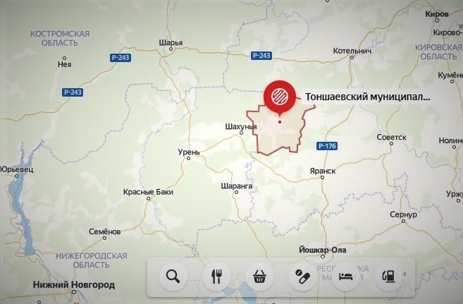 Тоншаевский район самый северный в Нижегородской области. Там, где начинается тайга.