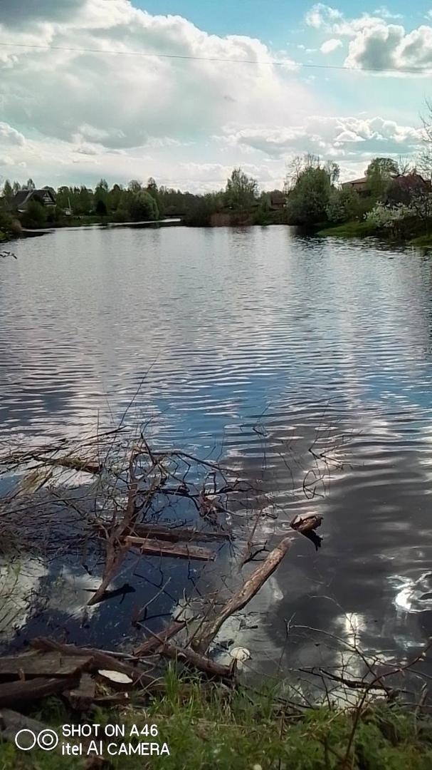 фото: река Юрека. Автор фото: Анастасия Владимировна ВОЛКОВА, 13 лет, п. Буреполом.