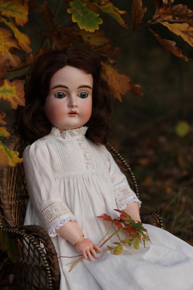 Антикварная кукла Кестнер 167 молд