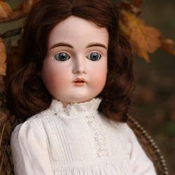 Антикварная кукла фабрики Кестнер 167 молд