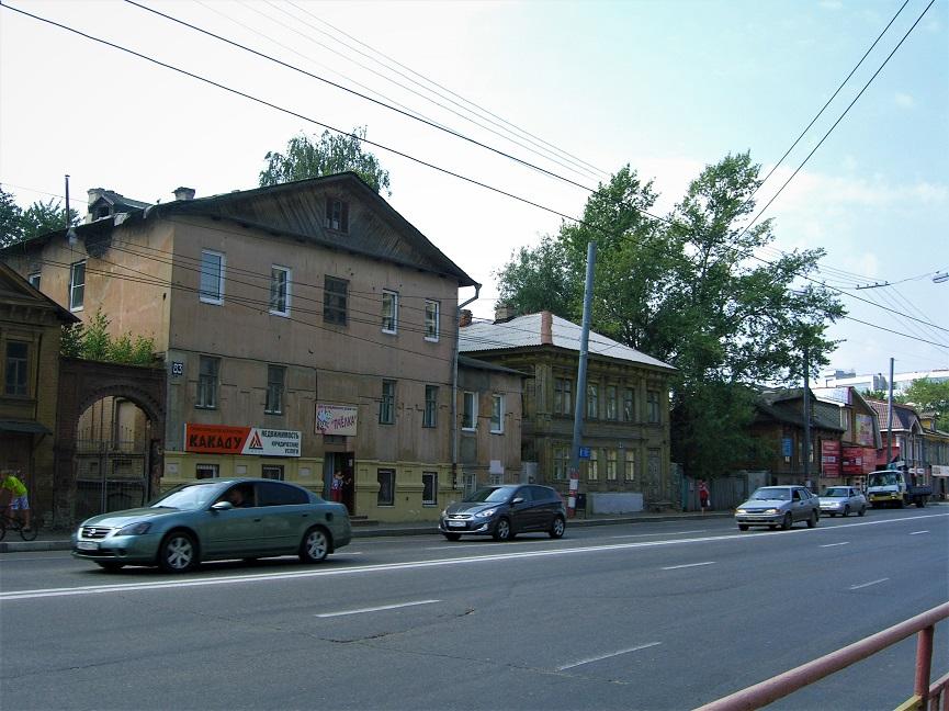 Любительские фото Нижнего Новгорода 4.