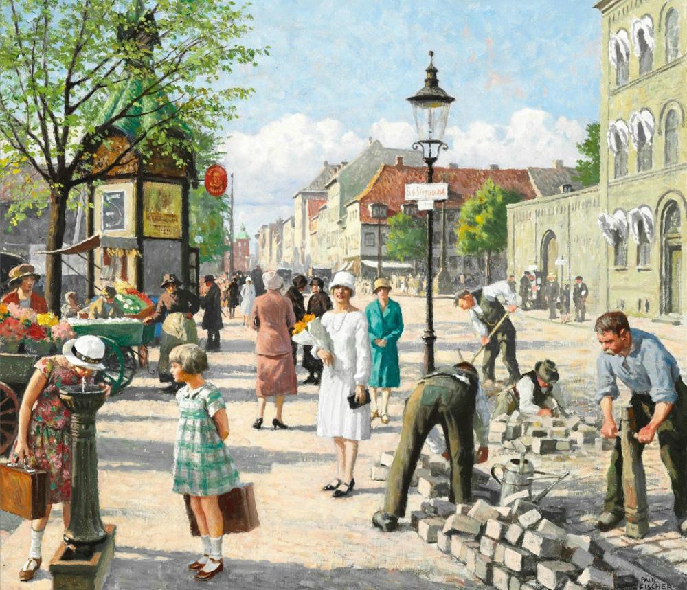 OZIVLENNAY-ULITA-ZIZN-NA-Christianshavn-Torv-KOPENGAGEN_1926_50-K-57_K.M._CASTNOE-SOBRANIEeb344ebb4fd5c0cf.jpg