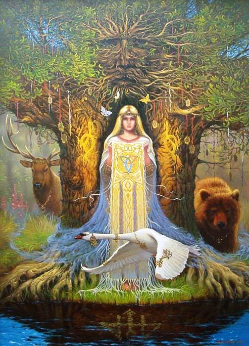 Мой отчий дом - Ведическая Русь (авторский) 5565