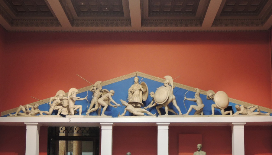 1920px-West_pediment_of_the_temple_of_Aphaia_-_replica_in_Pushkin_museum_04_by_shakko.jpg