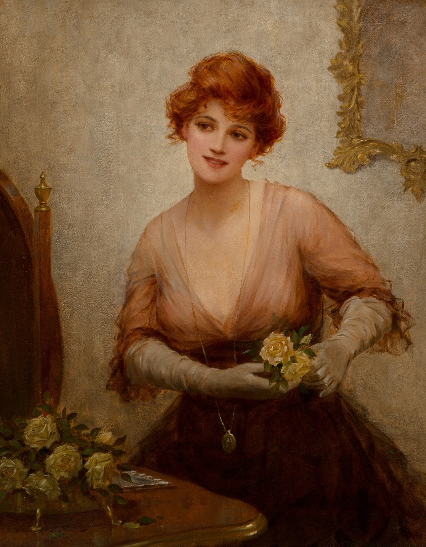 Attributed-to-Sidney-Percy-Kendrick-British-1874-1955.-Arranging-Roses..jpg