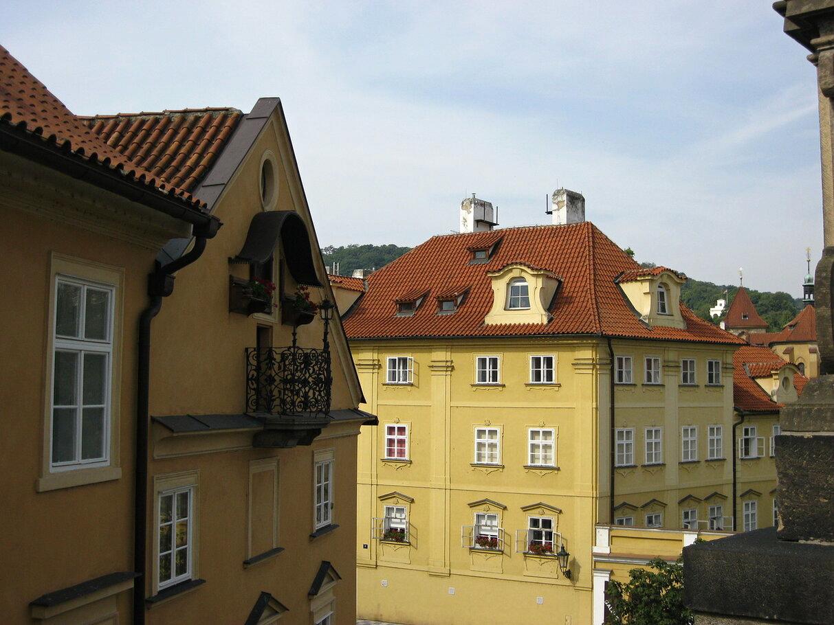 Прага Дом Анны